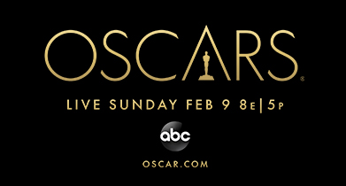 'The Oscars®' Draws 23.6 Million Viewers to Stand as the Season's No. 1 Awards