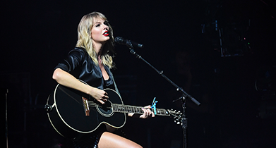 Ten-Time Grammy® Award-Winning Artist Taylor Swift Returns to ABC With Exclusive Concert Special