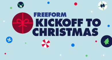 Kickoff to Christmas