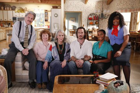 GARY COLE, MEAGEN FAY, JANE KACZMAREK, MARK-PAUL GOSSELAAR, TIKA SUMPTER, CHRISTINA ANTHONY