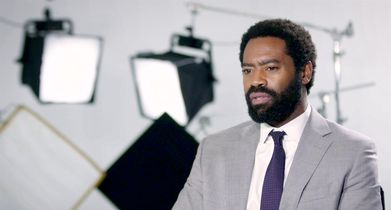"""14. Nicholas Pinnock, """"Aaron Wallace"""", On the potential impact of the show"""