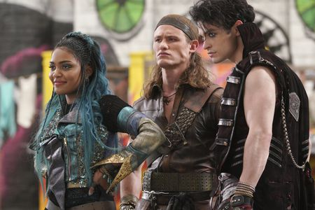 CHINA ANNE MCCLAIN, DYLAN PLAYFAIR, THOMAS DOHERTY