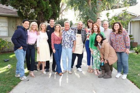 RANDALL PARK, RACHEL CANNON, STACEY SCOWLEY, ALEX QUIJANO, CHELSEY CRISP, RAY WISE, NOEL GUGLIEMI, COLLEEN RYAN, KIMBERLY CRANDALL, MATT OBERG, DAVID GOLDMAN, CONSTANCE WU, ZABETH RUSSELL
