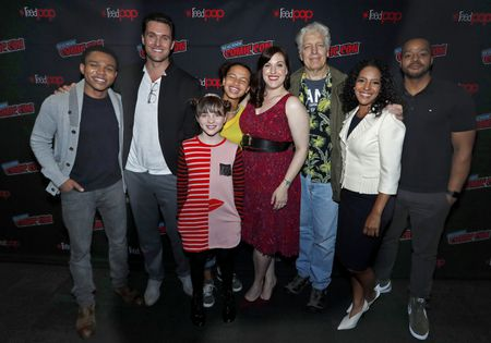 ROBERT BAILEY JR., OWAIN YEOMAN, ALEXA SWINTON, ASHLEY AUFDERHEIDE, ALLISON TOLMAN, CLANCY BROWN, ZABRYNA GUEVARA, DONALD FAISON