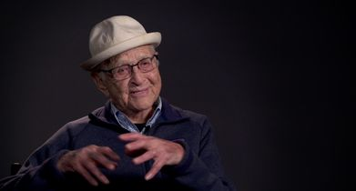 03. Norman Lear, Executive Producer & Host, On his role in the special