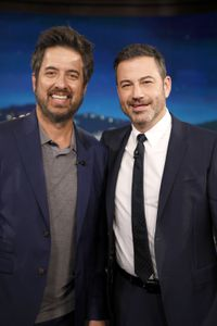 RAY ROMANO, JIMMY KIMMEL
