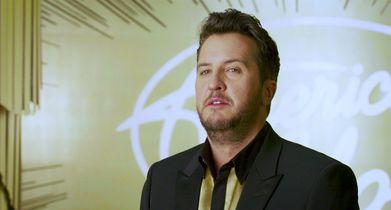 """""""American Idol"""" Season 4 EPK - 12. Luke Bryan, Judge, On returning to set in person"""