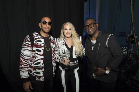LUDACRIS, CARRIE UNDERWOOD, RANDY JACKSON