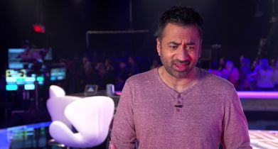 04. Kal Penn, Celebrity Guest, On his strategy for the show