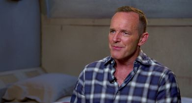 "03. Clark Gregg, ""Sarge"", On directing the season premiere"