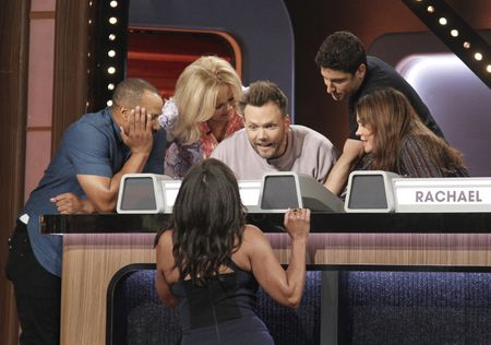 DONALD FAISON, CAROLINE RHEA, VANESSA WILLIAMS, JOEL MCHALE, JASON BIGGS, RACHAEL RAY