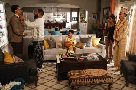 MARCUS SCRIBNER, ANTHONY ANDERSON, MILES BROWN, MARSAI MARTIN, TRACEE ELLIS ROSS