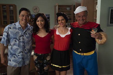 RANDALL PARK, CONSTANCE WU, CHELSEY CRISP, RAY WISE