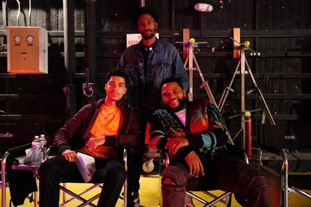 MARCUS SCRIBNER, JAK KNIGHT (WRITER), ANTHONY ANDERSON