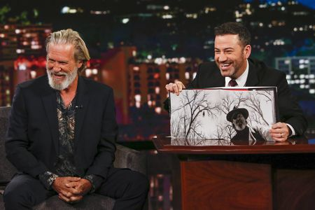 JEFF BRIDGES, JIMMY KIMMEL