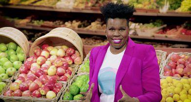 03. Leslie Jones, Host, On how the show has been updated