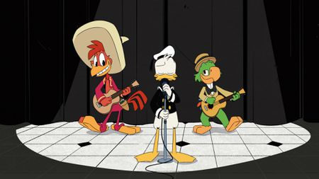 PANCHITO, DONALD, JOSE