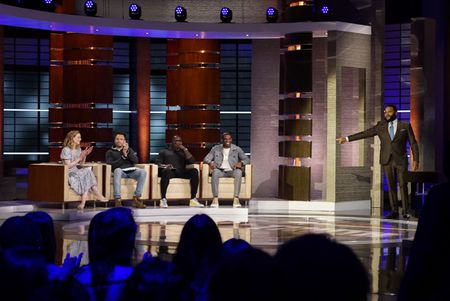 GILLIAN JACOBS, JOEL MCHALE, SHANNON SHARPE, DEION SANDERS, ANTHONY ANDERSON