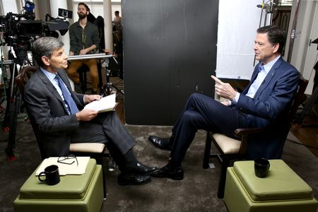 GEORGE STEPHANOPOULOS, JAMES COMEY