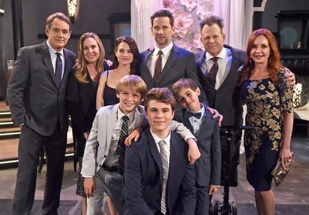 JON LINDSTROM, GENIE FRANCIS,  REBECCA HERBST, ROGER HOWARTH, HUDSON WEST, WILLIAM LIPTON, JASON DAVID, KIN SHRINER, JACKLYN ZEMAN