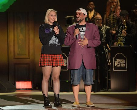 HARLEY QUINN SMITH, KEVIN SMITH