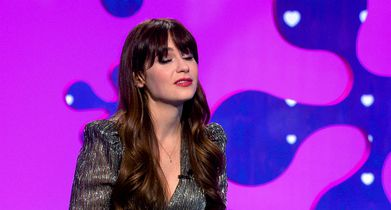 """""""The Celebrity Dating Game"""" Season 1 EPK Soundbites - 06. Zooey Deschanel, Host, On the appeal of the show"""