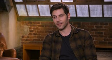 "06. David Giuntoli, ""Eddie Saville"", On his character's relationship with ""Katherine"""