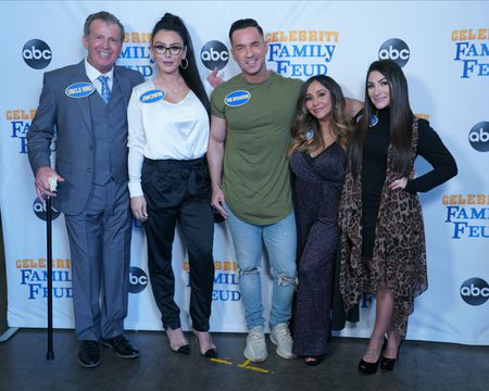 "ANTONIO ""UNCLE NINO"" GIAIMO, JENNIFER LYNN ""JWOWW"" FARLEY, MICHAEL ""THE SITUATION"" SORRENTINO, NICOLE ELIZABETH ""SNOOKI"" LAVALLE, DEENA NICOLE CORTESE"