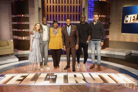 GILLIAN JACOBS, DEION SANDERS, DORIS HANCOX, ANTHONY ANDERSON, SHANNON SHARPE, JOEL MCHALE