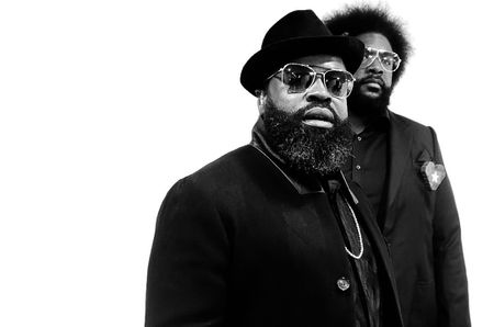 BLACK THOUGHT AND QUESTLOVE