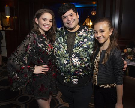 HANNAH ALLIGOOD, HARVEY GUILLEN, OLIVIA EDWARD