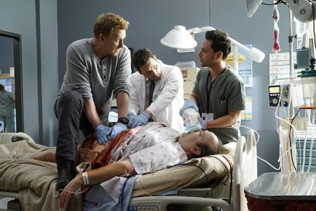 KEVIN MCKIDD, JUSTIN CHAMBERS, ANDY COHEN