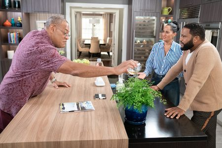 LAURENCE FISHBURNE, TRACEE ELLIS ROSS, ANTHONY ANDERSON