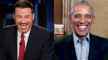 JIMMY KIMMEL, BARACK OBAMA
