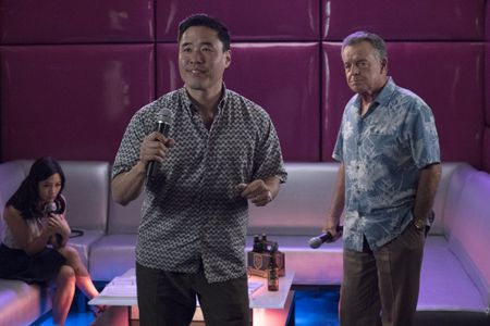 CONSTANCE WU, RANDALL PARK, RAY WISE