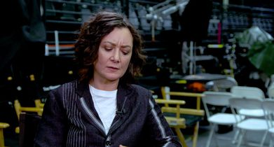 "01. Sara Gilbert, ""Darlene Conner"" On the enduring legacy of these characters"