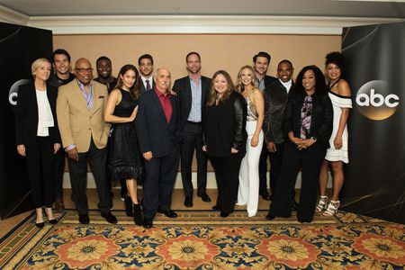 BETSY BEERS (EXECUTIVE PRODUCER), JAY HAYDEN, PARIS BARCLAY (EXECUTIVE PRODUCER), OKIERIETE ONAODOWAN, JAINA LEE ORTIZ, ALBERTO FREZZA, MIGUEL SANDOVAL, PATRICK MORAN (PRESIDENT, ABC STUDIOS), STACY MCKEE (EXECUTIVE PRODUCER), DANIELLE SAVRE, GREY DAMON,