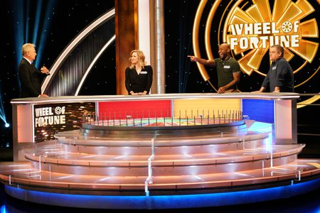 PAT SAJAK, JENNIE GARTH, KARAMO BROWN, PATTON OSWALT
