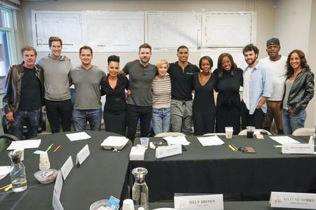 STEPHEN CRAGG (EXECUTIVE PRODUCER), PETE NOWALK (EXECUTIVE PRODUCER), MATT MCGORRY, AMIRAH VANN, CHARLIE WEBER, LIZA WEIL, ROME FLYNN, AJA NAOMI KING, VIOLA DAVIS, JACK FALAHEE, BILLY BROWN, MAISHA CLOSSON (WRITER)