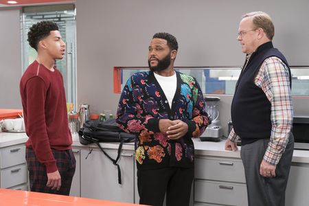 MARCUS SCRIBNER, ANTHONY ANDERSON, PETER MACKENZIE
