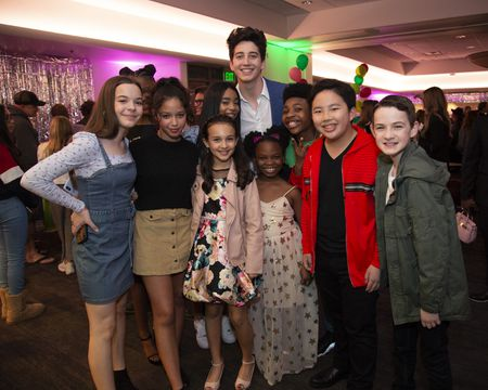 AMELIA WRAY, RUTH RIGHI, KAYLIN HAYMAN, JADAH MARIE JOHNSON, MILO MANHEIM, CHRISTIAN J. SIMON, ALBERT TSAI, JASON MAYBAUM