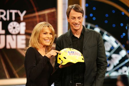 VANNA WHITE,TONY HAWK
