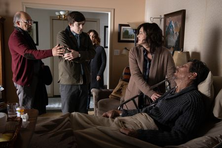 RICHARD SCHIFF, FREDDIE HIGHMORE, JOANNA GOING, MICHAEL TRUCCO