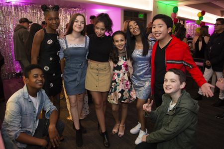 ISSAC RYAN BROWN, DEMI SINGLETON, AMELIA WRAY, RUTH RIGHI, KAYLIN HAYMAN, JADAH MARIE JOHNSON, ALBERT TSAI, JASON MAYBAUM