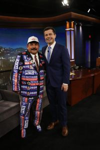 GUILLERMO RODRIGUEZ, MAYOR PETE BUTTIGIEG