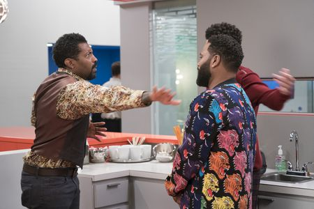 DEON COLE, ANTHONY ANDERSON
