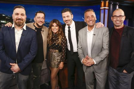 THE TENDERLOINS, PAULA ABDUL, JIMMY KIMMEL