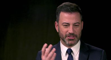 07. Jimmy Kimmel, Executive Producer & Host, On his role in the special