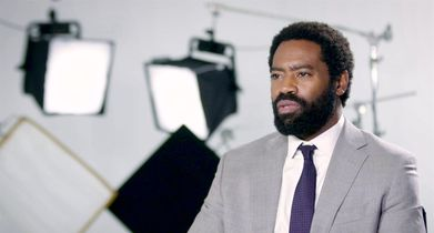 """13. Nicholas Pinnock, """"Aaron Wallace"""", On working with Curtis """"50 Cent"""" Jackson"""