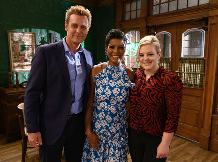 INGO RADEMACHER, TAMRON HALL, KIRSTEN STORMS